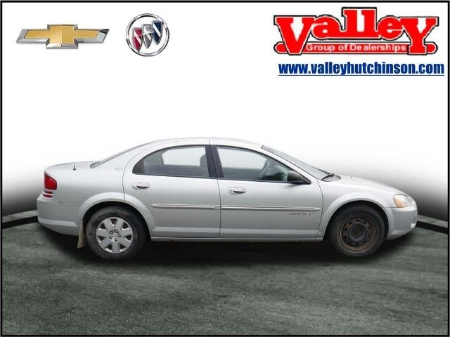 Used 2001 Dodge Stratus SE with VIN 1B3EJ46X91N654239 for sale in Hutchinson, Minnesota