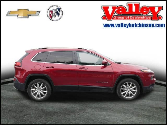 Used 2017 Jeep Cherokee Limited with VIN 1C4PJMDS7HD239158 for sale in Hutchinson, Minnesota