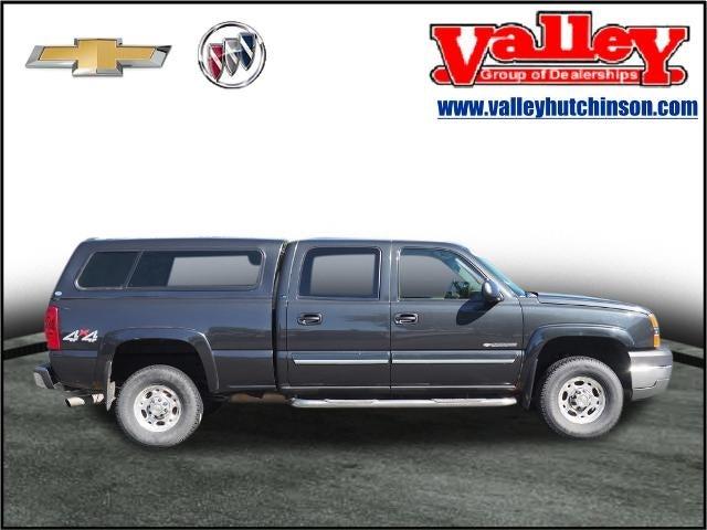 Used 2003 Chevrolet Silverado 2500HD LS with VIN 1GCHK23U03F253165 for sale in Hutchinson, Minnesota
