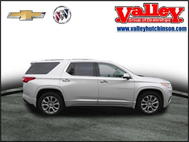 Used 2018 Chevrolet Traverse Premier with VIN 1GNEVJKW3JJ274276 for sale in Hutchinson, Minnesota