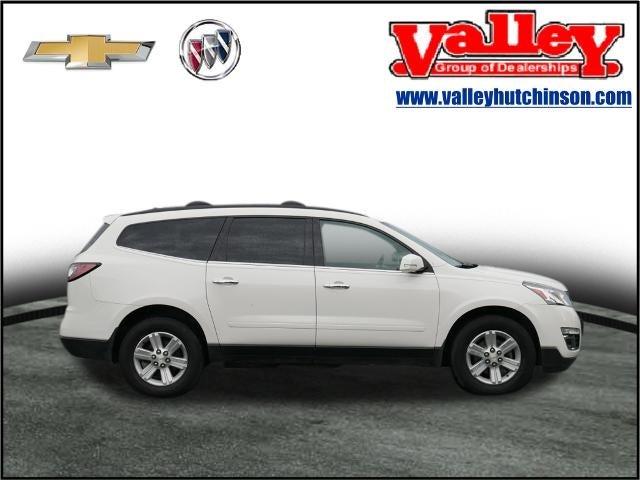 Used 2013 Chevrolet Traverse 2LT with VIN 1GNKVJKD8DJ228514 for sale in Hutchinson, Minnesota