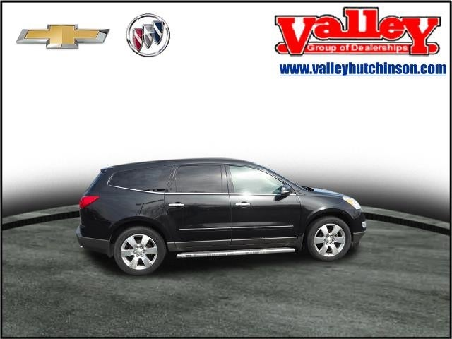 Used 2011 Chevrolet Traverse LTZ with VIN 1GNKVLED9BJ208678 for sale in Hutchinson, Minnesota