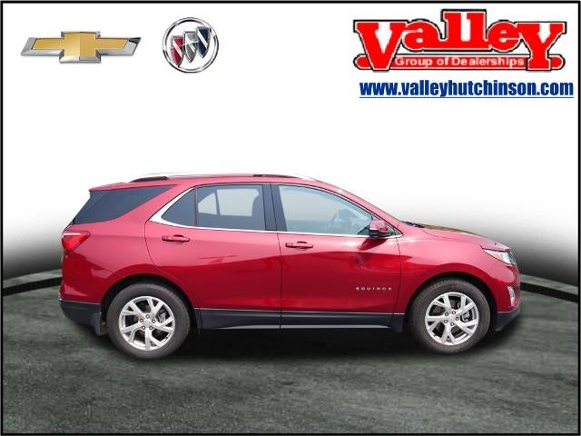 Used 2018 Chevrolet Equinox LT with VIN 2GNAXTEX1J6294144 for sale in Hutchinson, Minnesota