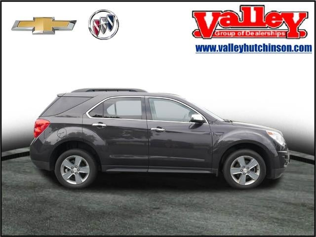 Used 2015 Chevrolet Equinox LT with VIN 2GNFLFEK2F6288612 for sale in Hutchinson, Minnesota