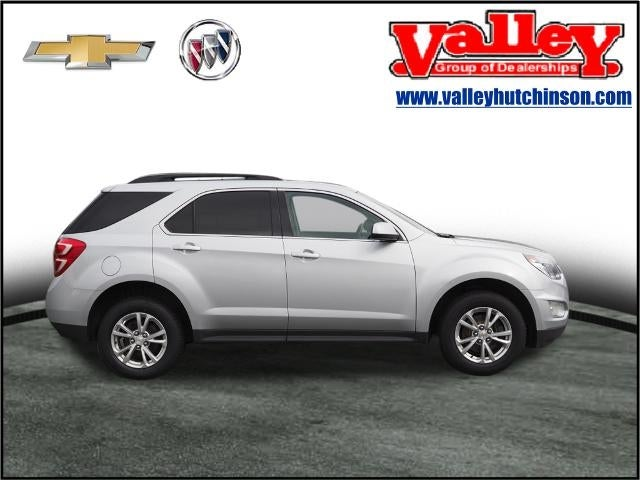 Used 2016 Chevrolet Equinox LT with VIN 2GNFLFEK9G6251199 for sale in Hutchinson, Minnesota