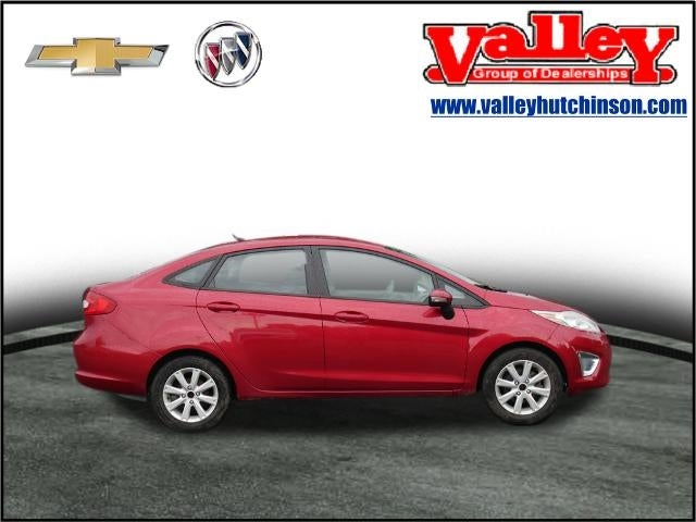 Used 2011 Ford Fiesta SEL with VIN 3FADP4CJ7BM180608 for sale in Hutchinson, Minnesota