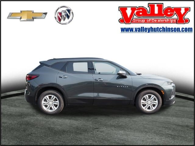 Used 2020 Chevrolet Blazer 2LT with VIN 3GNKBHRS4LS536394 for sale in Hutchinson, Minnesota
