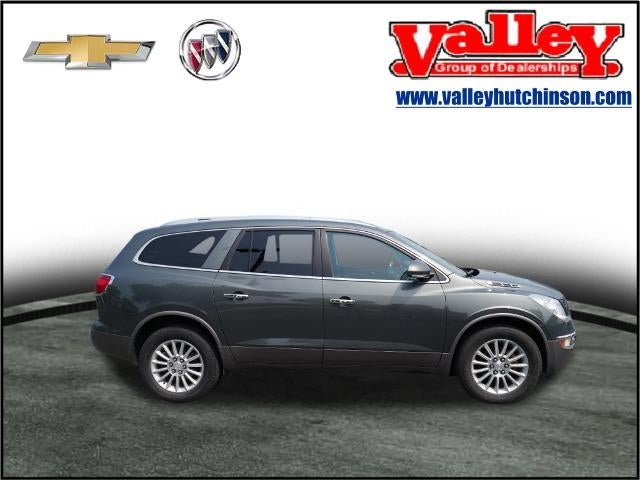 Used 2011 Buick Enclave CX with VIN 5GAKRAEDXBJ188069 for sale in Hutchinson, Minnesota