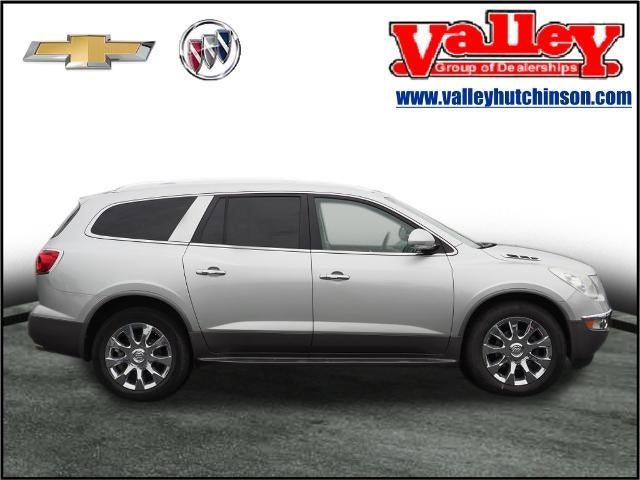 Used 2011 Buick Enclave CXL-2 with VIN 5GAKRCEDXBJ315401 for sale in Hutchinson, Minnesota