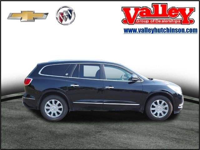 Used 2017 Buick Enclave Premium with VIN 5GAKVCKD9HJ233331 for sale in Hutchinson, Minnesota