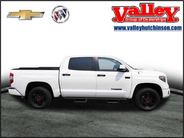 Used 2019 Toyota Tundra TRD Pro with VIN 5TFDY5F11KX845148 for sale in Hutchinson, Minnesota